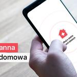 """Resort cyfryzacji przedłużył umowę z twórcami aplikacji """"Kwarantanna domowa"""""""