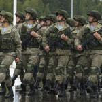 Resort obrony Białorusi: Rosyjscy żołnierze wracają do domu po manewrach Zapad-2021