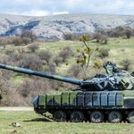 Resort obrony Ukrainy: Rosja wycofuje wojska z terenów przygranicznych