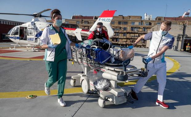 Respiratory z Chin trafiły do Polski. Szpitale nie mogą ich używać