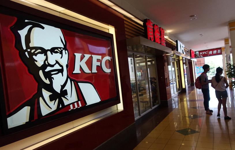 Restauracja KFC w Szanghaju /JOHANNES EISELE /AFP