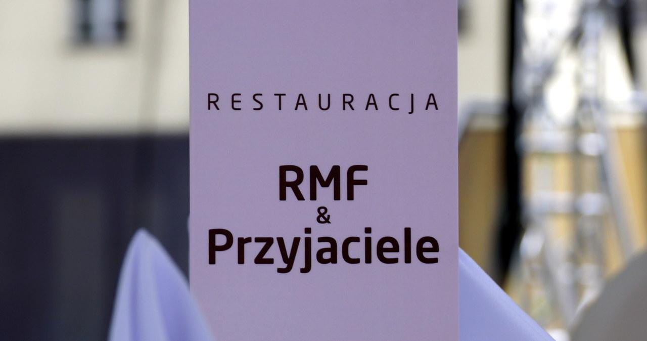 Restauracja RMF & Przyjaciele zaprasza!