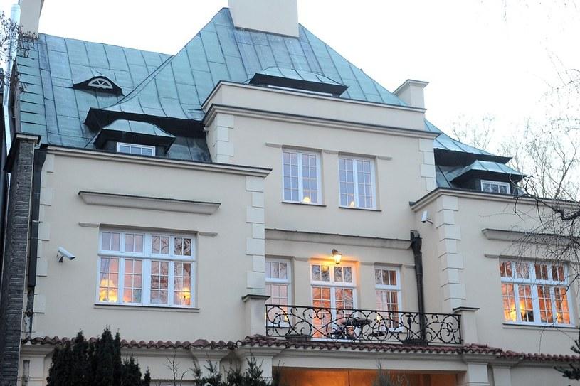 """Restauracja """"Różana"""" w Warszawie, w której odkryto podsłuch /Mariusz Jagielski /East News"""