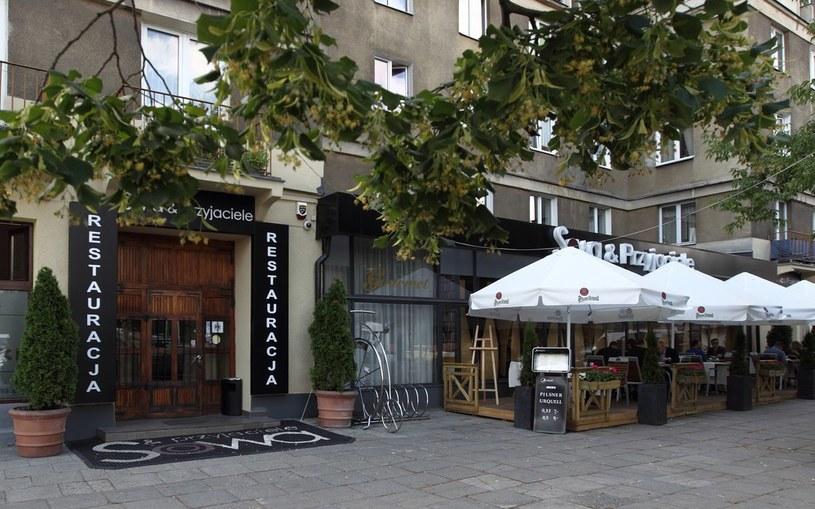 """Restauracja """"Sowa i Przyjaciele"""" /Stanisław Kowalczuk /East News"""