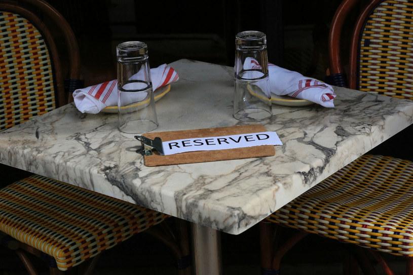 Restauracja w Nowym Jorku /KENA BETANCUR/AFP/East News /East News