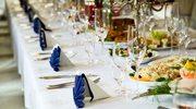 Resztki z weselnego stołu