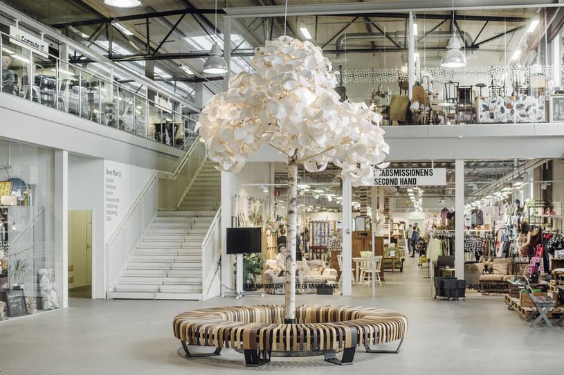 ReTuna to centrum handlowe, które nie jest światynią konsumpcjonizmu, fot. Lina Östling /materiały prasowe