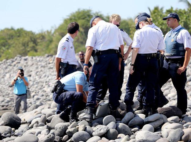 Reunion: To tam znaleziono szczątki zaginionego Boeinga /RICHARD BOUHET /East News