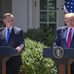 Reuters: Fort Trump prawdopodobnie nie powstanie. Mosbacher reaguje