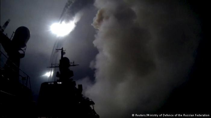 Reuters/Ministry of Defence of the Russian Federation /