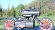 Revatu Black Pearl: Para buch, motor w ruch!