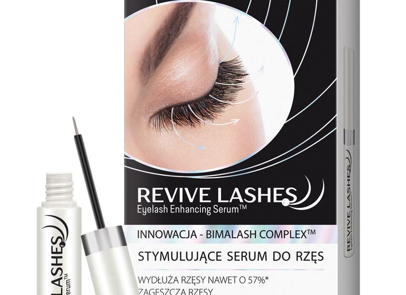 Revive Lashes /materiały prasowe