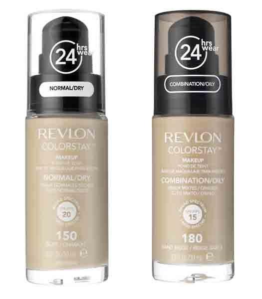 Revlon ColourStay Makeup /materiały prasowe