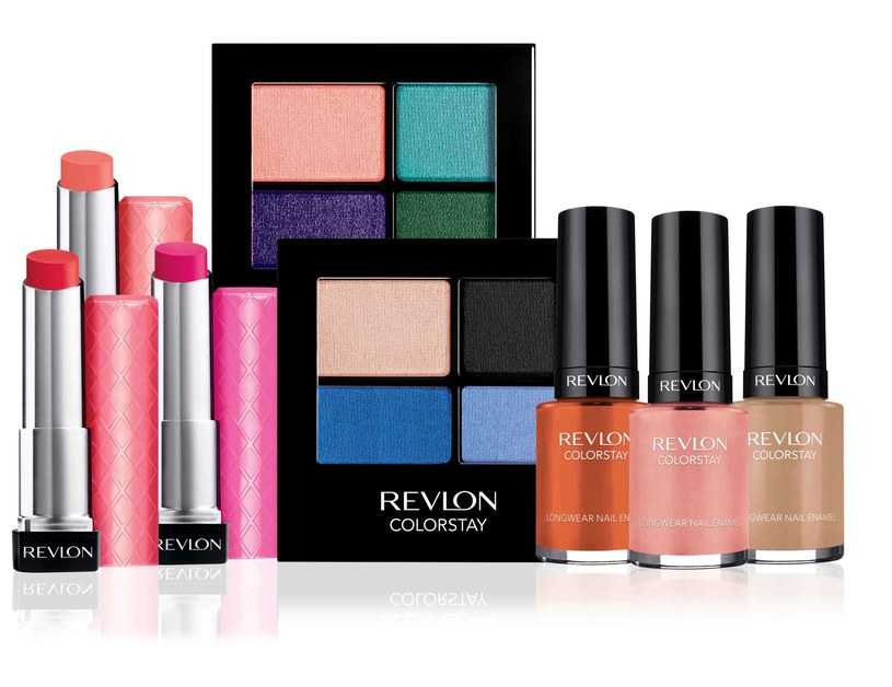 Revlon Pacific Coast Collection by Gucci Westman /materiały prasowe