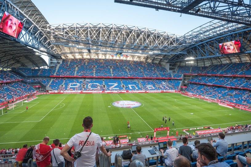 Rewanż odbędzie się na Stadionie Miejskim w Poznaniu /Piotr Dziurman /East News