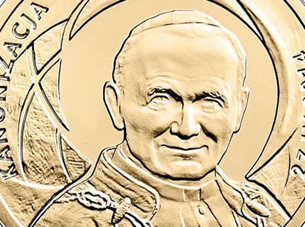Rewers monety 100 zł /NBP