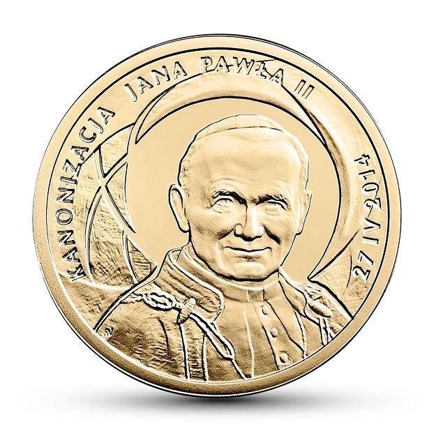 Rewers monety o nominale 100 zł /NBP