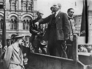 Rewolucja bolszewicka 1917 r. w Rosji a sprawa polskich bolszewików