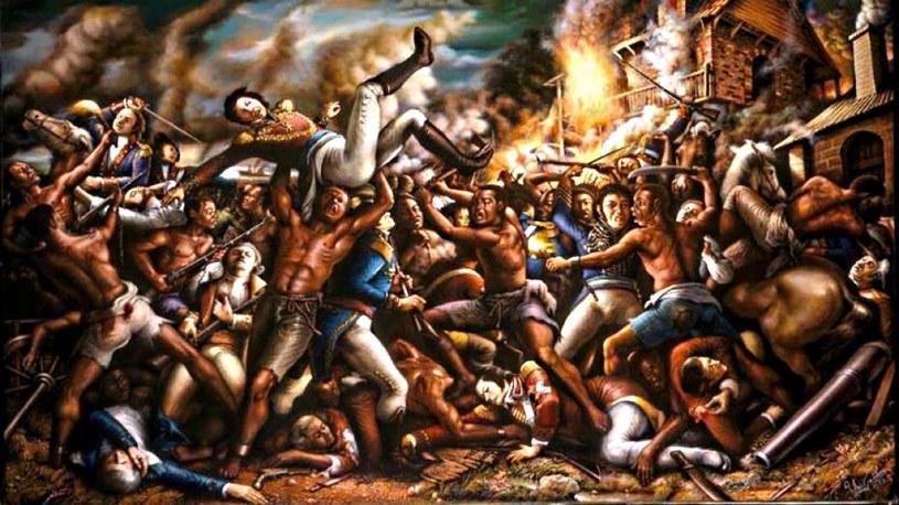 Rewolucja na Haiti była bardzo okrutna. Obie strony nie przebierały w środkach /Wikimedia Commons – repozytorium wolnych zasobów /INTERIA.PL/materiały prasowe