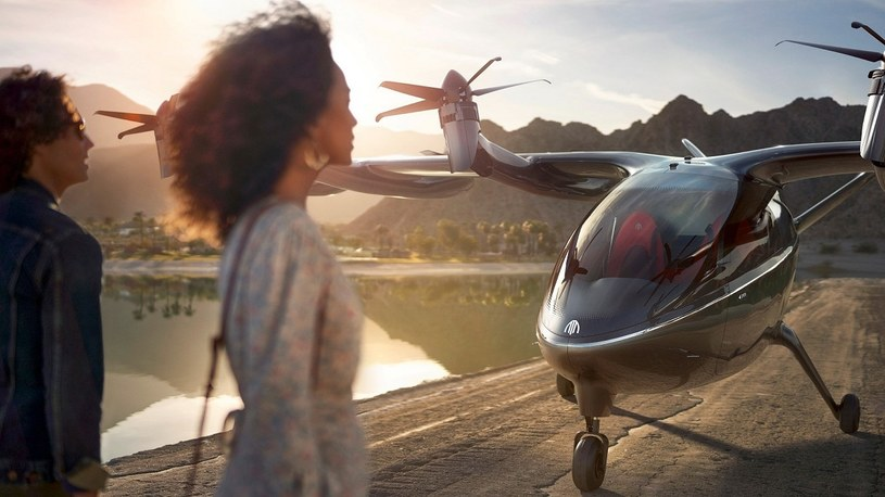 Rewolucja w podróżowaniu, amerykańskie linie lotnicze kupują latające taksówki /Geekweek