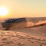 Rewolucyjny pojazd wielozadaniowy - Storm MPV
