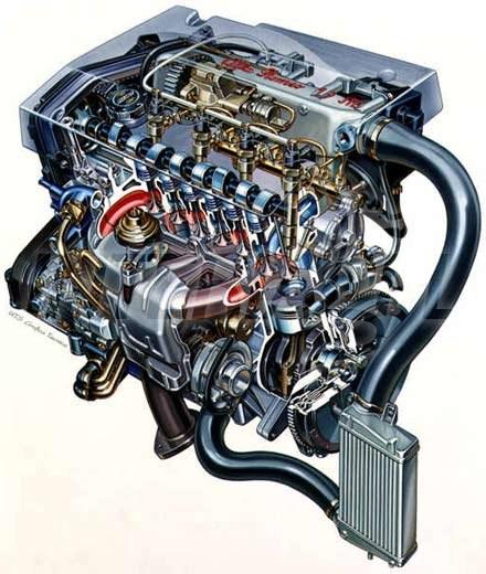 Rewolucyjny silnik 1.9 JTD (kliknij) /INTERIA.PL