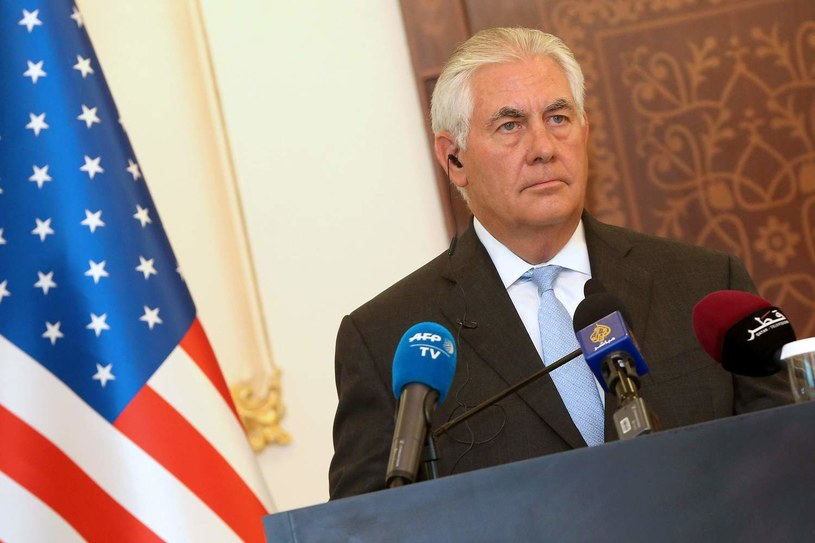 Rex Tillerson /AFP