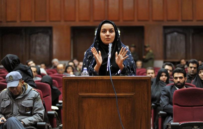 Reyhaneh Jabbari /AFP