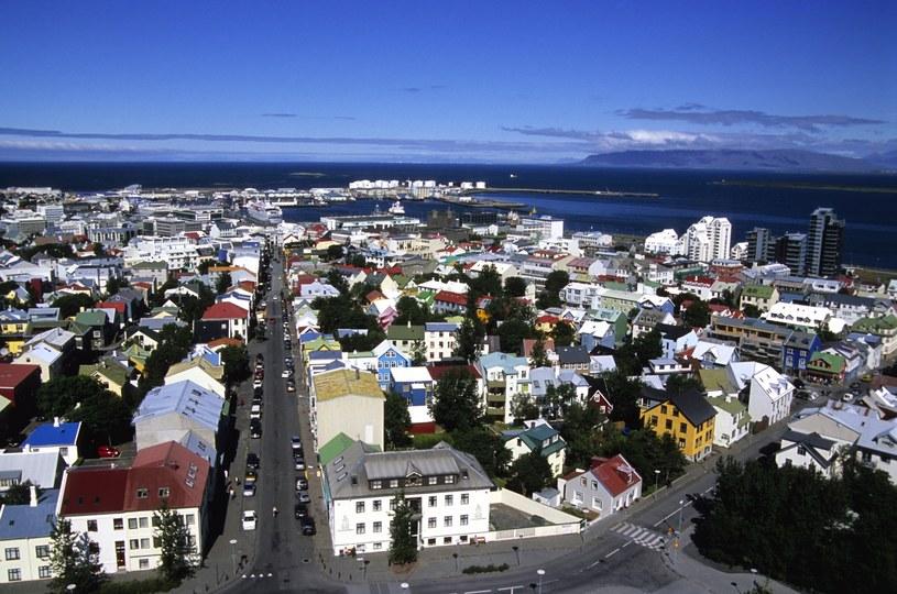 Reykjavík, zdjęcie iluystracyjne /Gerda & Helmut Schill /Agencja FORUM