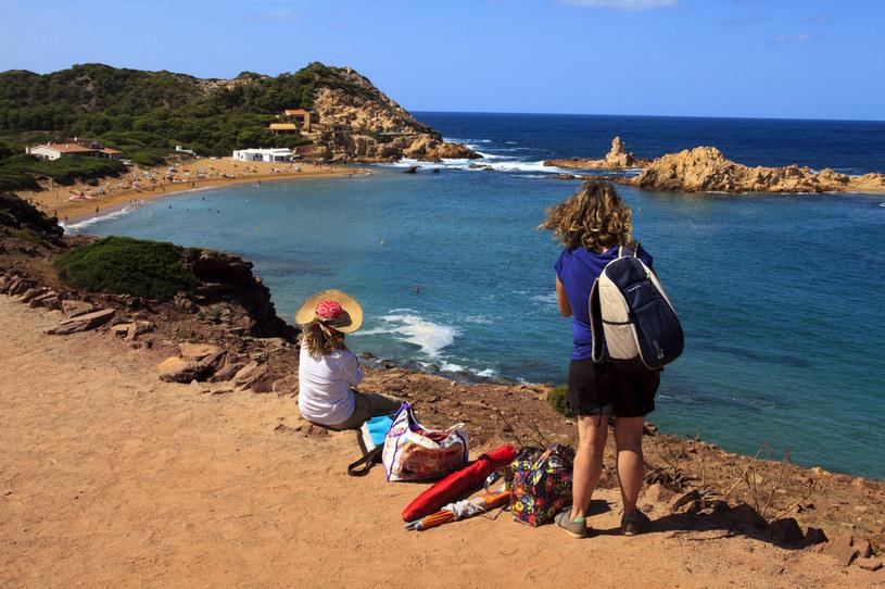 """Rezerwacje na świąteczne wyjazdy z Niemiec na Baleary """"rozeszły się w mgnieniu oka"""". Nz. Minorka /123RF/PICSEL"""