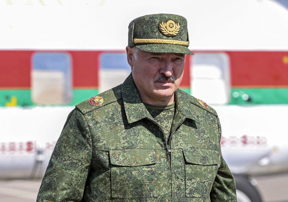 Reżim białoruski coraz ostrzej atakuje Polaków /BELTA / POOL /PAP/EPA