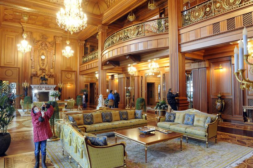Rezydencja Janukowycza /AFP