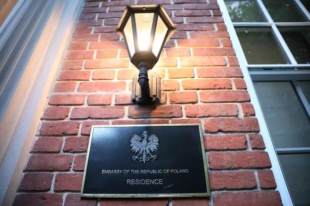 Rezydencja polskiego ambasadora w Waszyngtonie / Leszek Szymański    /PAP
