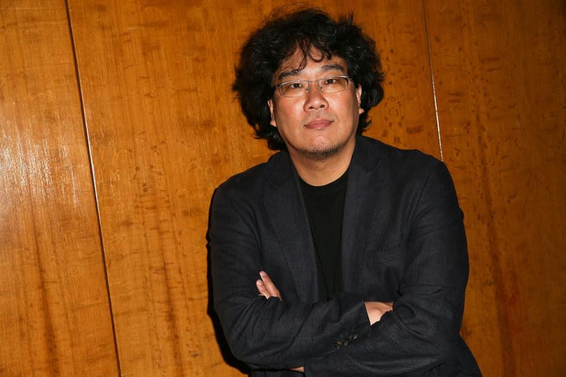 Reżyser Bong Joon-ho /Imeh Akpanudosen /Getty Images