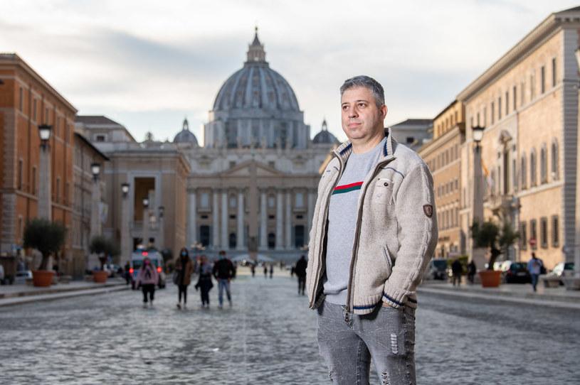 "Reżyser filmu ""Franciszek"" - Evgeny Afineevsky /Daniele Venturelli /Getty Images"