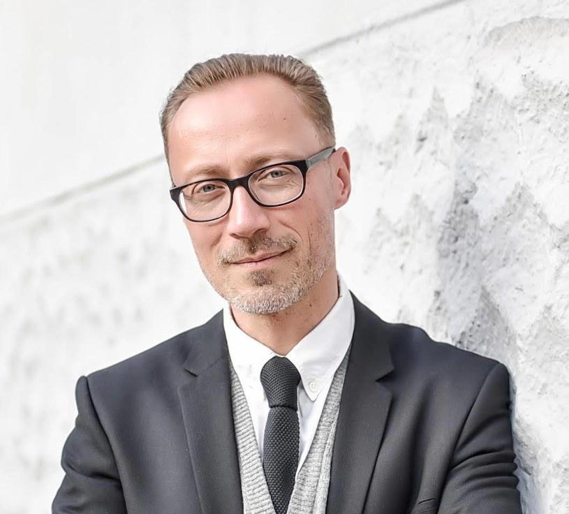 Reżyser Rafael Lewandowski, patron Festiwalu FrankoFilm - Zielona Góra /materiały prasowe