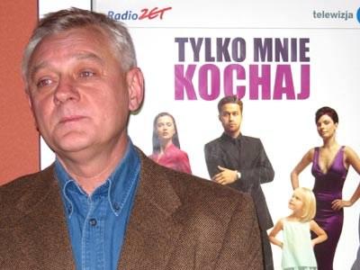 """Reżyser """"Tylko mnie kochaj"""" Ryszard Zatorski /INTERIA.PL"""