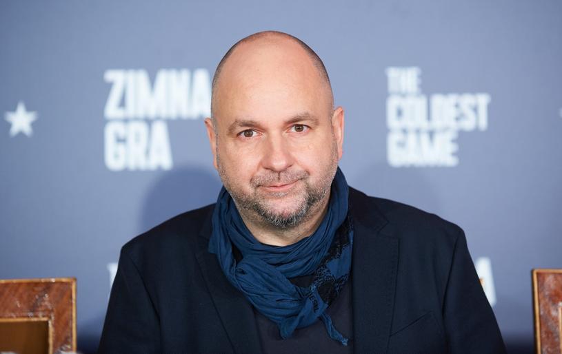 """Reżyser """"Zimnej gry"""" - Łukasz Kośmicki /Bartosz Krupa /East News"""