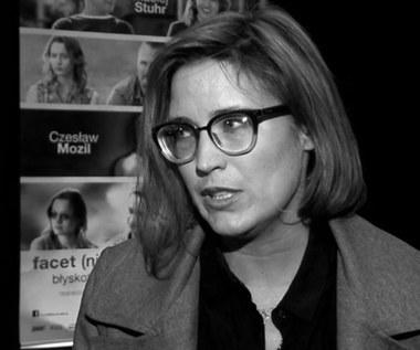 Reżyserka Weronika Migoń nie żyje