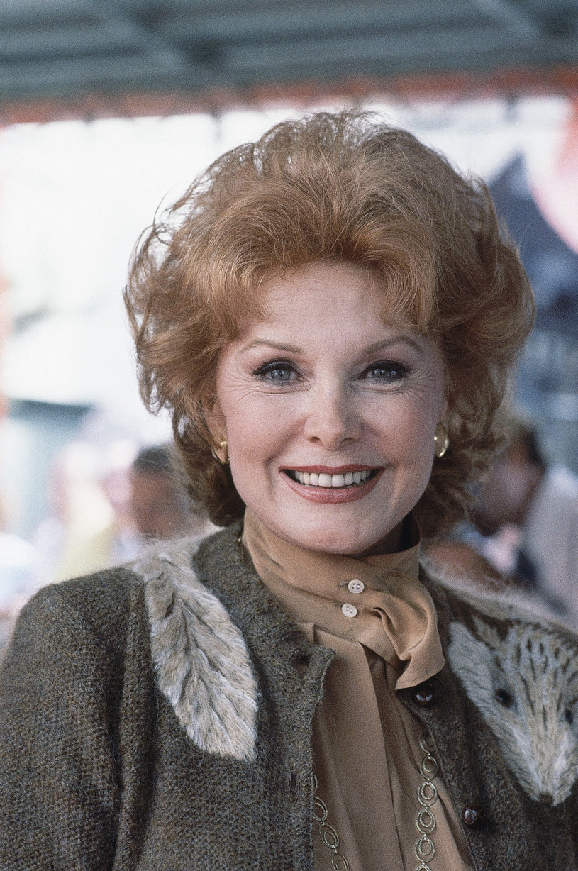 Rhonda Fleming grała w filmach do 1980 roku /AP Photo/Wally Fong /East News