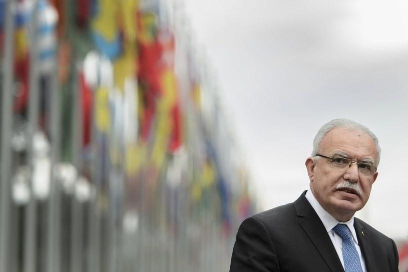 Riad al-Malki /AFP