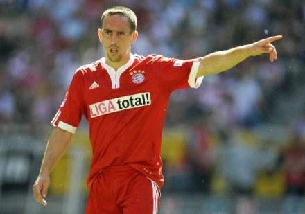 Ribery chce odejść z Bayernu. Nie zna tylko jeszcze kierunku /AFP
