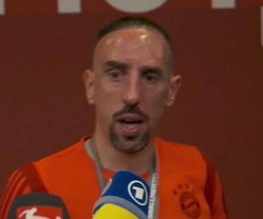 Ribery, Robben i Kovacz o pożegnaniu. Wideo