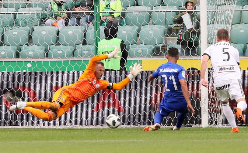 d67f2a6bf Ricardinho postrzela pierwszego gola dla Wisły Płock / Leszek Szymański /PAP