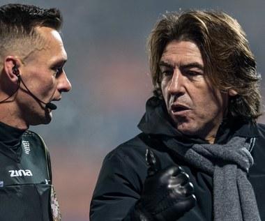 Ricardo Sa Pinto o obowiązku gry młodzieżowca w Ekstraklasie. Wideo