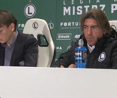 Ricardo Sa Pinto o Śląsku: Grają żróżnicowany futbol. Wideo