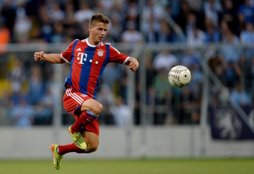 Riccardo Basta w meczu rezerw Bayernu Monachium /Micha Will  /Getty Images