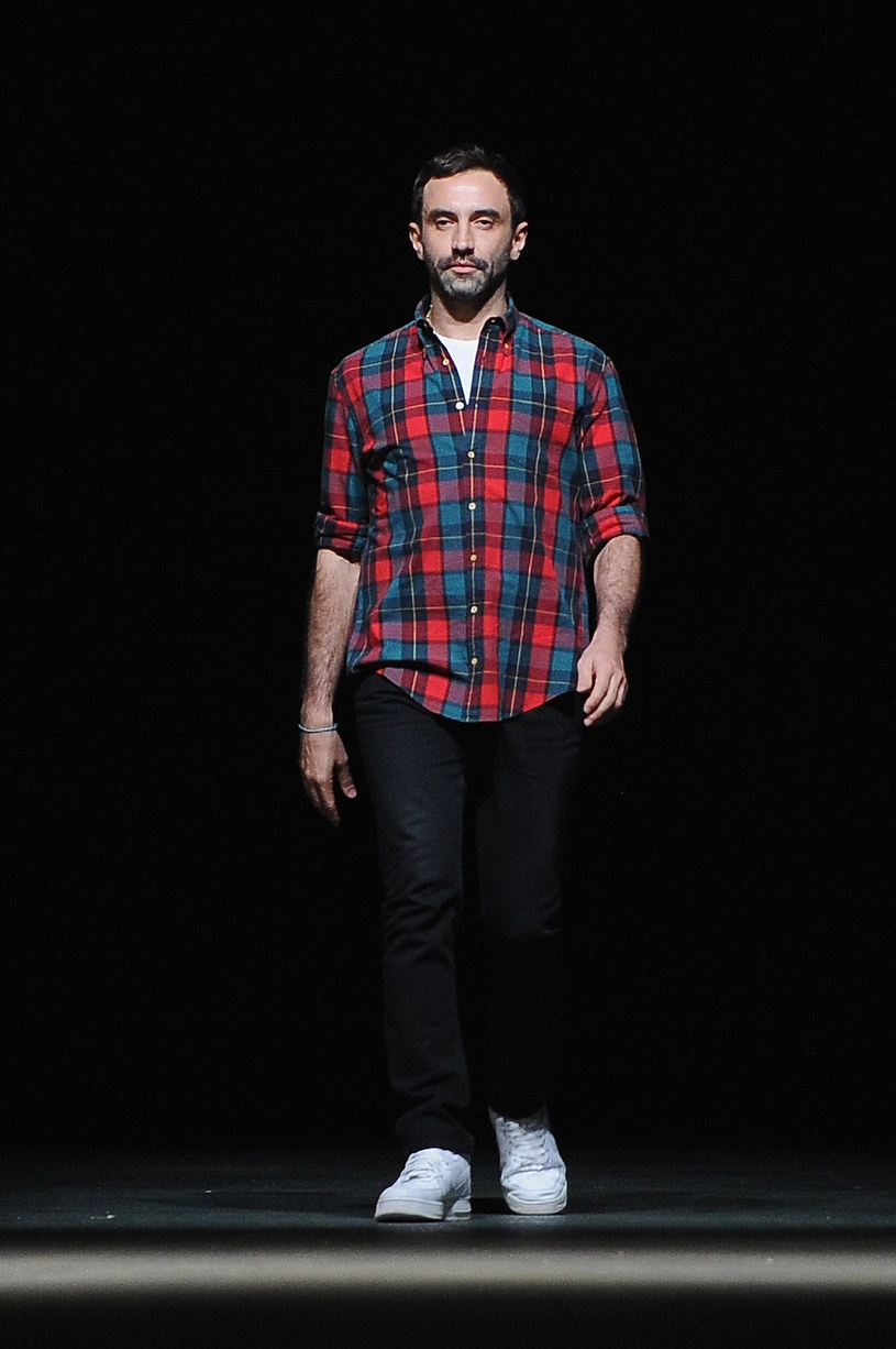 Riccardo Tisci /- /Getty Images