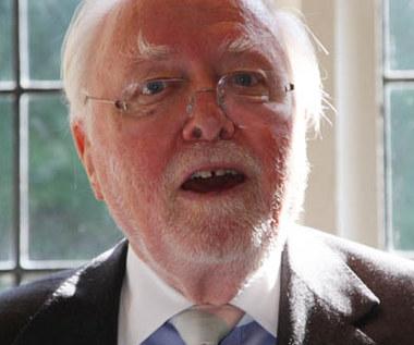 Richard Attenborough miał wypadek