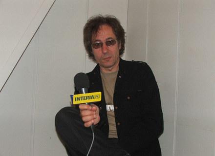 Richard Barbieri (Porcupine Tree) /INTERIA.PL